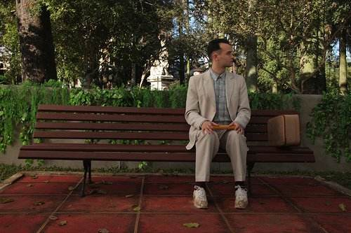 critical essays on forrest gump