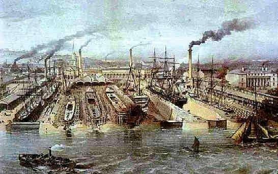 Industrialization,美国工业化,留学生作业代写,essay代写,美国作业代写