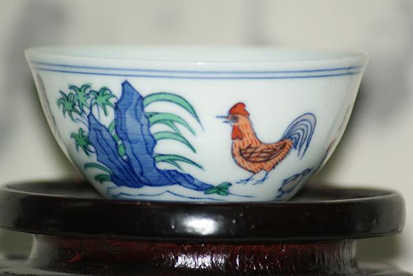 Chenghua Chicken Cup,成化斗彩鸡缸杯,assignment代写,paper代写,美国作业代写