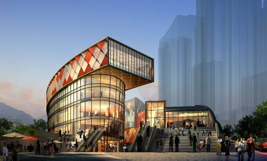 Modern commercial,现代商业建筑设计,essay代写,paper代写,美国作业代写
