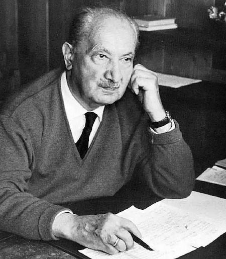 Heidegger,海德格尔,essay代写,paper代写,美国作业代写