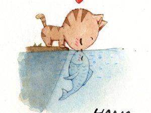 Cat in the rain,雨中的猫,论文代写,paper代写,北美作业代写