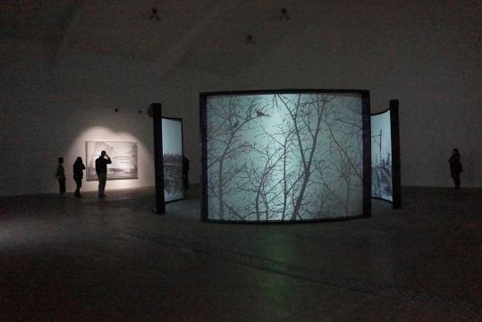 Image installation art,影像装置艺术,essay代写,paper代写,北美作业代写