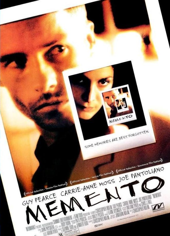 Memento,记忆碎片,assignment代写,paper代写,美国作业代写