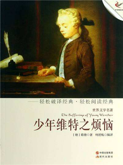 The Sorrows of Young Werther,少年维特之烦恼,essay代写,paper代写,作业代写