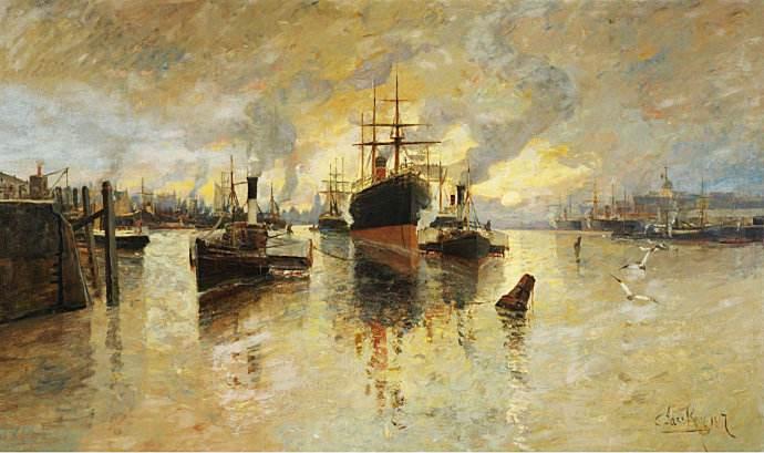 impressionist painting,西方印象派绘画,essay代写,作业代写,代写