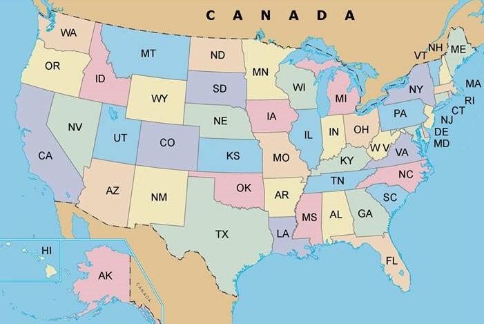 administrative division,美国行政区划边,assignment代写,paper代写,北美作业代写