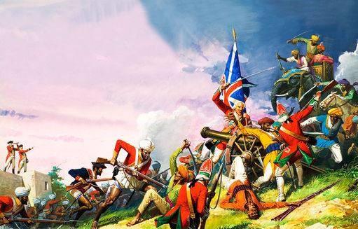 Britain conquers India,英国征服印度,essay代写,作业代写,代写