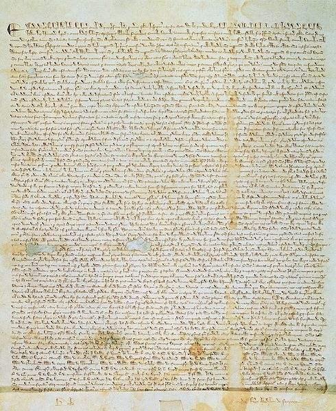 magna carta,英国大宪章,essay代写,作业代写,代写