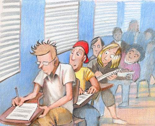 Academia,美国学术道德,essay代写,paper代写,作业代写