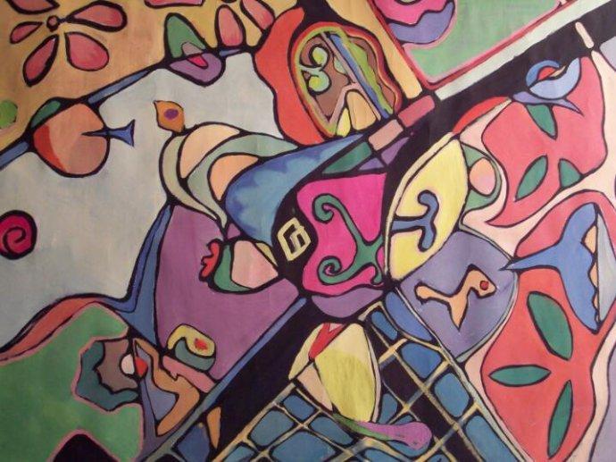decorative painting,装饰绘画的色彩语言,essay代写,paper代写,作业代写