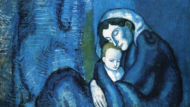 Picasso's blue period,毕加索的蓝色时期,essay代写,paper代写,作业代写